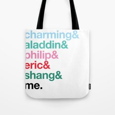 Stand Still Look Pretty Tote Bag
