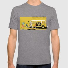 Little Miss Sunshine Mens Fitted Tee Tri-Grey SMALL