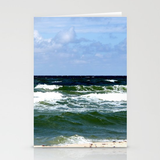 sea calling Stationery Card
