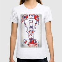 Swedish Chef Unrated Womens Fitted Tee Ash Grey SMALL