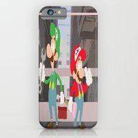 iPhone & iPod Case featuring Brothers by sens