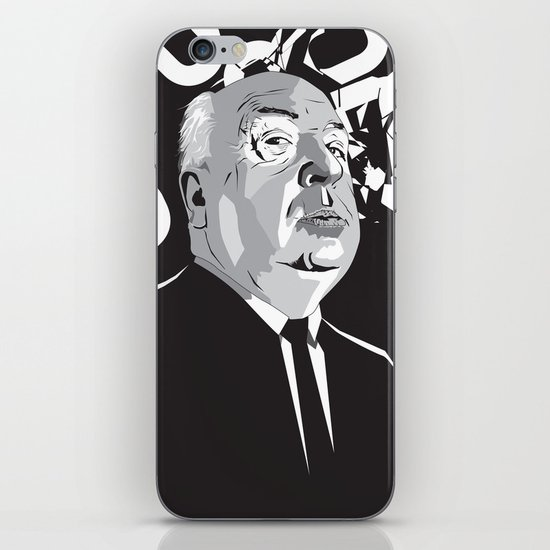 Hitchcock iPhone & iPod Skin