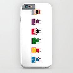 Pixel Avengers iPhone 6s Slim Case