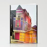 Barbie House Stationery Cards