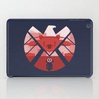 The Captain (SHIELD) iPad Case