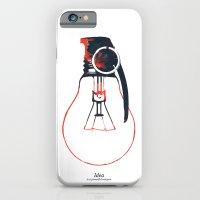 Idea Bomb (2) iPhone 6 Slim Case
