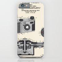 Camera Patent 1938 iPhone 6 Slim Case