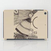 The Tulip Garden (2) iPad Case