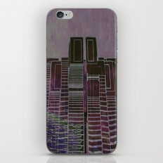Urban Bubble into Space / 25-08-16 iPhone & iPod Skin