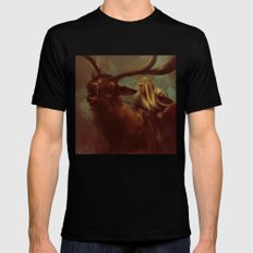 Thranduil The Faithless Woodland Sprite Black SMALL Mens Fitted Tee