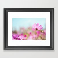 Cosmo Framed Art Print