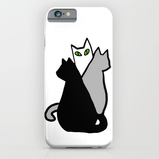 Katze iPhone & iPod Case
