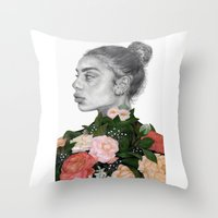 He Lives In My Heart Throw Pillow