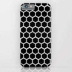 Graphic_Cells Black&White iPhone 6s Slim Case