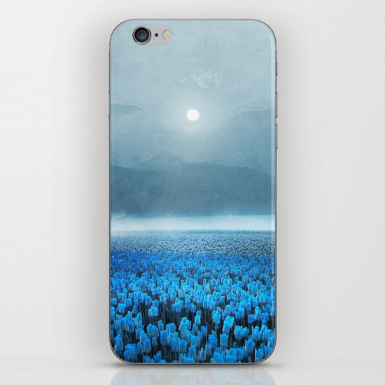 magical Tulips iPhone & iPod Skin
