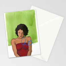 Amarican Lotus Stationery Cards