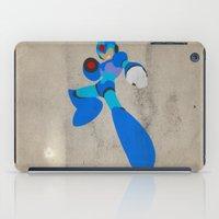 Buster B.A. (Megaman) iPad Case