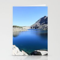 Anna Lake Stationery Cards