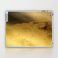 Birds in heaven... Laptop & iPad Skin
