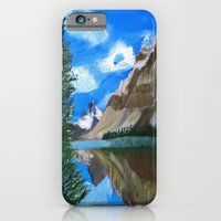Mountain Landscape iPhone 6 Slim Case