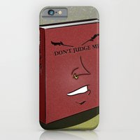 Don't Judge a Book By Its Cover iPhone 6 Slim Case