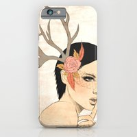 iPhone & iPod Case featuring Costume Party 2 by Vivian Lau