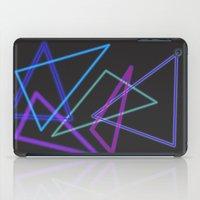 Glow Stick  iPad Case