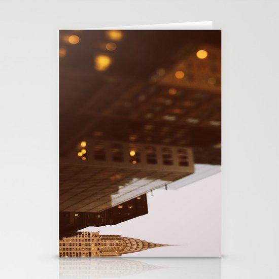 Bright Lights, Big City Stationery Card