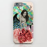 iPhone & iPod Case featuring Sensasian II: Bambina by Rittsu