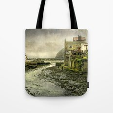 The Beck at Staithes Tote Bag