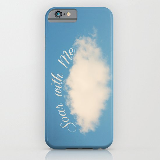 Soar with Me iPhone & iPod Case