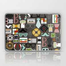 Quirky Robots Laptop & iPad Skin