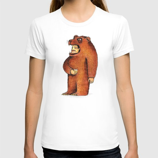 Oso pico tibio T-shirt