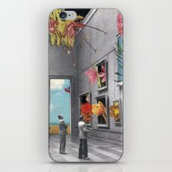 Natural History Museum iPhone & iPod Skin