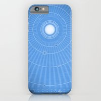 iPhone & iPod Case featuring Solar System Cool by Pig's Ear Gear