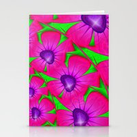 Floral Dance Stationery Cards