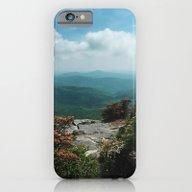 Blue Ridge Mountains iPhone 6 Slim Case