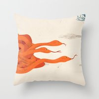 versus Throw Pillow