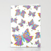 Colors In The Sky Stationery Cards