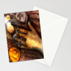hand up Stationery Cards