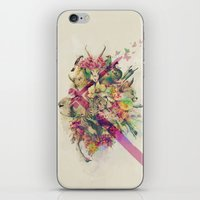Kingdom of Monarchs  iPhone & iPod Skin