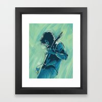 Mr David Grohl Framed Art Print