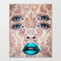 Baroque Perception Canvas Print
