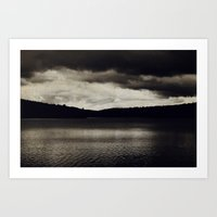 Stormy Days Art Print