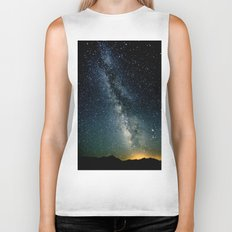 The Milky Way Biker Tank