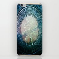 Round Art iPhone & iPod Skin