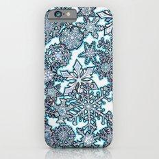 Gentle Snowstorm iPhone 6s Slim Case
