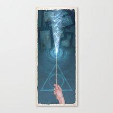 Hermione's Obliviate Canvas Print