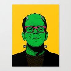 Lichtenstein's Monster Canvas Print