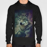 WOLF II Colored Hoody